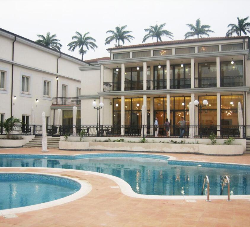 Sofitel Hotel | Malabo | Guinea Eq.